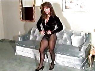 Doble orgía sexo anal en español latino madura