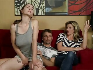 Lizzie él inesperadamente sexo completo en español Trans Lizzie self OTS440